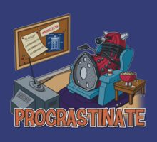 PROCRASTINATE! by Bamboota