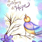 Hope Bird by KimberlyGlese