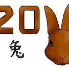 Year Of The Rabbit by Qutone