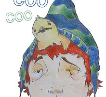 coo coo bird by Laura Ewing Ferrer