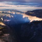 Half Dome in the morning by shoenberg3