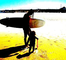 Surf Generations by Samantha Higgs
