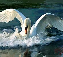 Swan Lake by James Shepherd