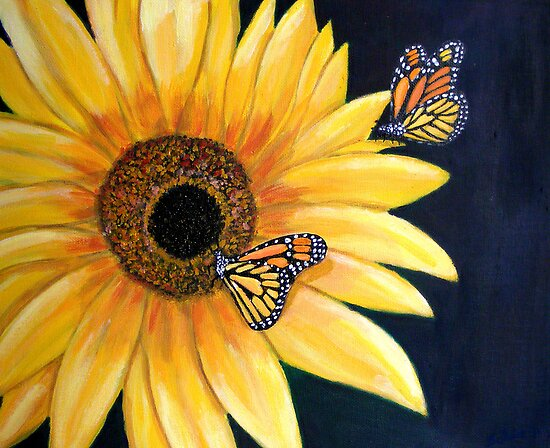 Monarchs in Harmony  by saleire