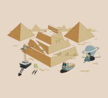 Pyramids by Teo Zirinis