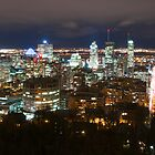 Montreal By Night by Alex L