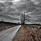 Crow Road by Gareth Jordan