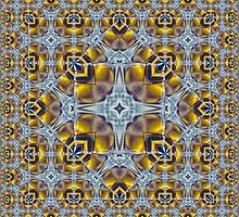 Escher's Beer Glass by Hugh Fathers