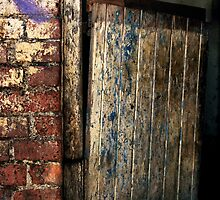Door textures by Erika Gouws