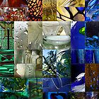 A Patchwork of Glass by Penny Alexander