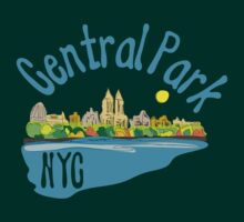Central Park NYC by gina1881996