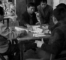 Mahjong by Rene Fuller