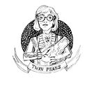 The Log Lady by Amy Blue