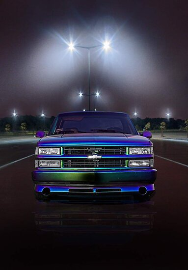 CHEVY SILVERADO by EOS20