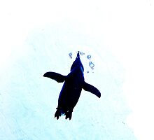 Fly Penguin by pifkie