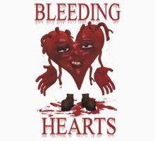 Bleeding Hearts by LoneAngel