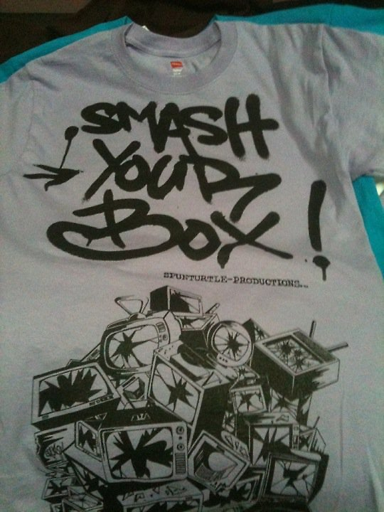 smash your box by spunone