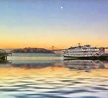 San Francisco Harbour by ElsieBell