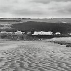 Saunton Sands Hotel by Anna Leworthy