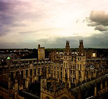 Oxford by Daniel Chang