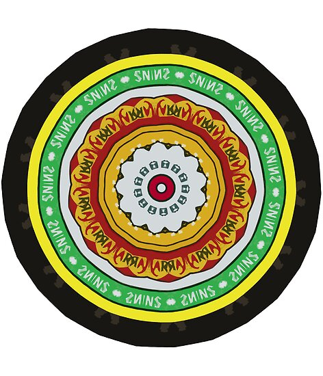 Marmite Circle by a0905671