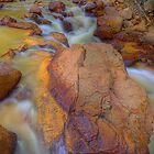 Mountain Stream (Ouray, Colorado) by Brendon Perkins