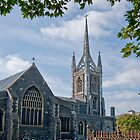 Church of St.Mary, Faversham, kent by dgbimages