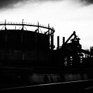 black industry by chateaumerlot