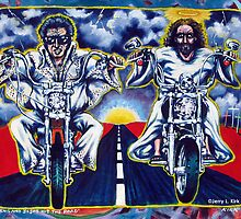 'Elvis & Jesus Hit the Road' by Jerry Kirk