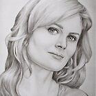 Emily 'Bones' Deschanel by Claire Watson