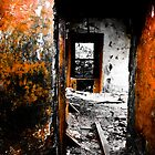 abandoned room 2 by Ciaran  Duignan