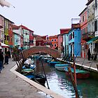 The Island of Burano - ITALY by Jamie Alexander