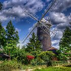 Reigate Common Windmill by JMHPhotography