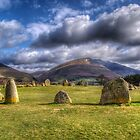 Castlerigg Stone Circle. by JMHPhotography