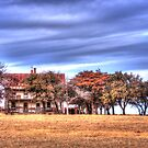 Texas Farm House - Forrestburg, Texas by jphall