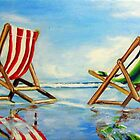 Beach Breeze  by gillsart