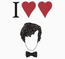 I ♥ ♥ The Doctor by raquala