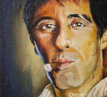My little Fren by Omar Vargas