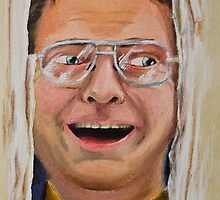 Dwight by Omar Vargas