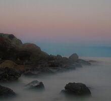 Boat Harbour Rocks by Paul Campbell Psychology