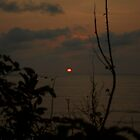 Uluwatu Sunset by kaledyson