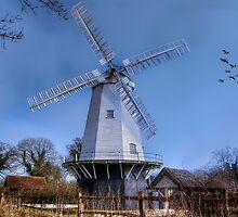 Shipley Windmill by JMHPhotography