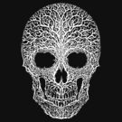 Anthropomorph I (white on black) by Vincent Carrozza