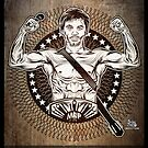 Team Manny Pacman by zerobriant