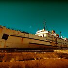 Beached Liner by StefanFierros