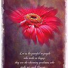 Blossom by Olga