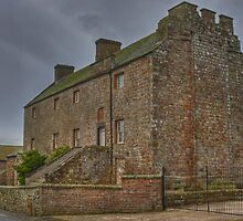 Drumburgh Castle by VoluntaryRanger