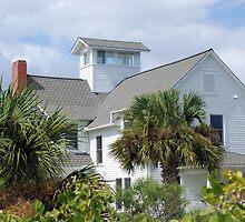 Eldora House, Canaveral National Seashore by Ben Waggoner