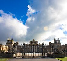 Blenheim Palace by Nic Sipson