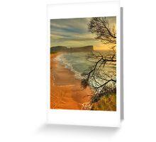 One Fine Day - Avalon Beach, Sydney Australia -The HDR Experience Greeting Card